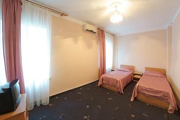 "фото Стандартный 2-местный 2-комнатный, корпус 3, ТОК ""Чайка"", Алушта"