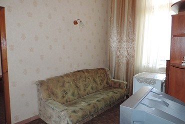 """фото Стандартный 2-местный 2-комнатный, корпус 6, Санаторий """"Мечта"""", Евпатория"""