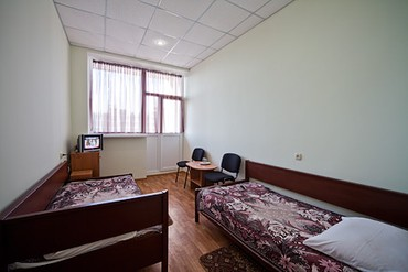 """фото Стандартный 2-местный, Пансионат """"Южный"""", Николаевка"""