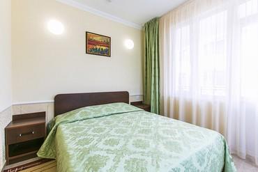 """фото Стандарт 2-местный 1-комнатный (в 3-этажных корпусах № 1,2), Отель """"Анакопия клаб"""", Абхазия"""