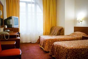 """фото Стандартный Maxi 2-местный,балкон(лоджия), Пансионат """"Шексна"""", Сочи"""