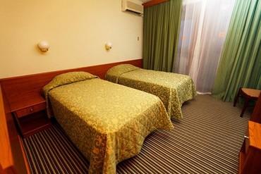 """фото Стандартный 2-местный 1-комнатный с балконом, Пансионат """"Шексна"""", Сочи"""