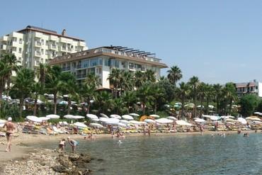 """фото море, Отель """"Lonicera Kosdere 4*"""", Аланья"""