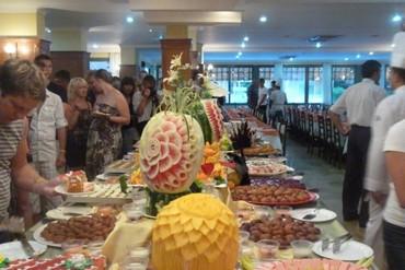 """фото питание, Отель """"Lonicera Kosdere 4*"""", Аланья"""
