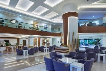 "фото холл, Отель ""Crystal Green Bay Resort & SPA 5*"", Турция"