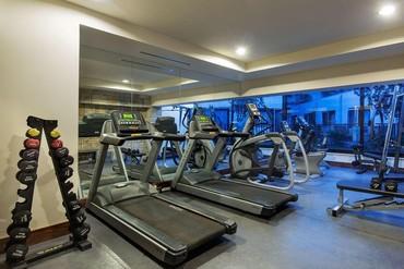 """фото тренажерный зал, Отель """"Crystal Green Bay Resort & SPA 5*"""", Турция"""