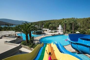 "фото горка, Отель ""Crystal Green Bay Resort & SPA 5*"", Турция"