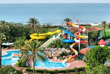 """фото Бассейн, Отель """"Belconti Resort Hotel"""" 5*, Белек"""
