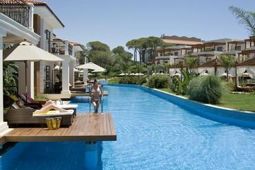 """фото бассейн, Отель """"Ela Quality Resort 5*"""", Белек"""