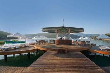 "фото общий вид, Отель ""Crystal Green Bay Resort & SPA 5*"", Турция"
