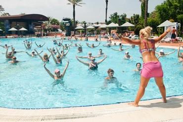 """фото развлечения, Отель """"Belconti Resort Hotel"""" 5*, Белек"""