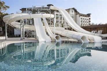 """фото бассейн, Отель """"Voyage Sorgun 5*"""", Сиде"""