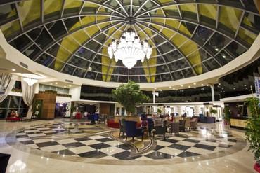 """фото Отель, Отель """"Side Alegria Hotel & Spa"""" 4*, Сиде"""