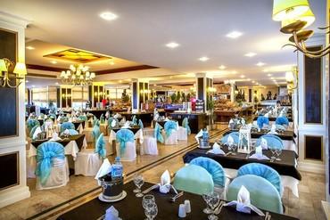 "фото Питание, Отель ""Amara Club Marine Nature 5*"", Кемер"