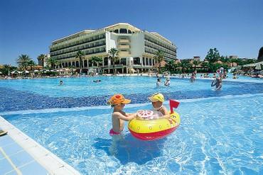 "фото Бассейн, Отель ""Adora Golf Resort Hotel 5*"", Белек"