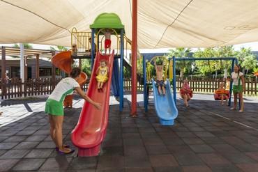 """фото Детская площадка, Отель """"Sherwood Dreams Resort 5*"""", Белек"""