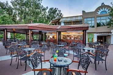"фото Ресторан, Отель ""Amara Club Marine Nature 5*"", Кемер"