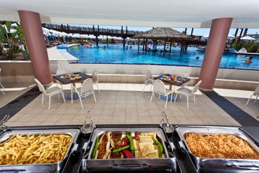 """фото Питание, Отель """"Sherwood Dreams Resort 5*"""", Белек"""