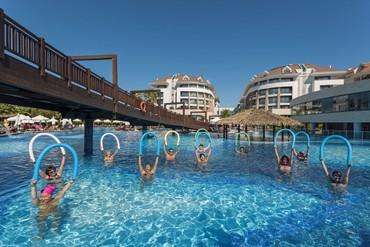 """фото Развлечения, Отель """"Sherwood Dreams Resort 5*"""", Белек"""