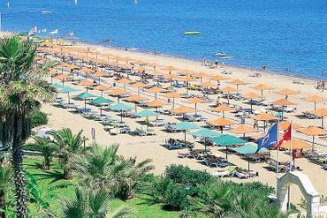 """фото Пляж, Отель """"Adora Golf Resort Hotel 5*"""", Белек"""