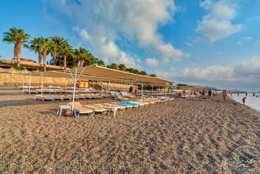 """фото Пляж, Отель """"Larissa Club Akman Park 4*"""", Кемер"""