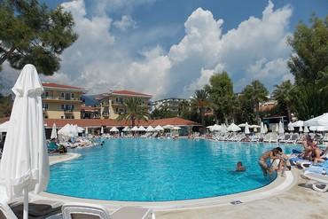 "фото бассейн, Отель ""Club Phaselis 5*"", Кемер"