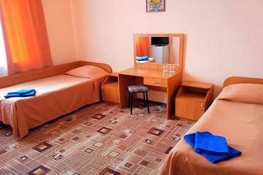 """фото Стандарт 2-местный корпус 2, Отель """"Orchestra Horizont Gelendzhik Resort"""", Геленджик"""