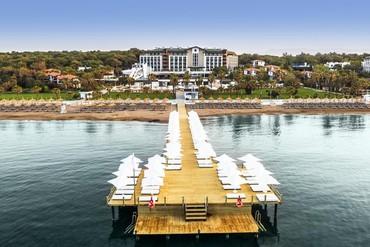 """фото пляж, Отель """"Voyage Sorgun 5*"""", Сиде"""
