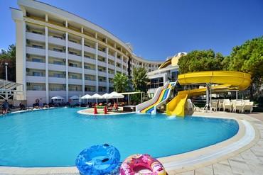 "фото Горки, Отель ""Side Alegria Hotel & Spa"" 4*, Сиде"
