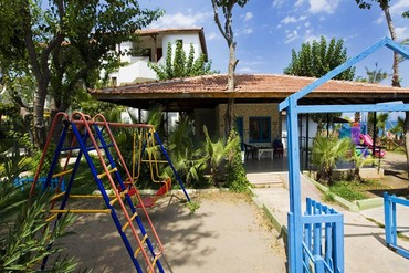"""фото Развлечение для детей, Отель """"Larissa Club Akman Park 4*"""", Кемер"""