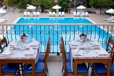 """фото Питание, Отель """"Club Bella Sun 4*"""", Сиде"""