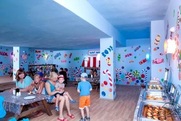"""фото Развлечение для детей, Отель """"Club Bella Sun 4*"""", Сиде"""
