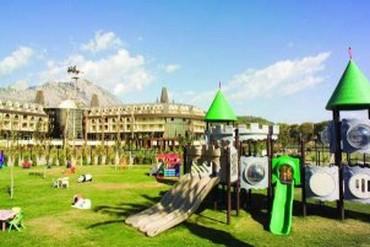 """фото Детская площадка, Отель """"Amara Prestige 5*"""", Кемер"""