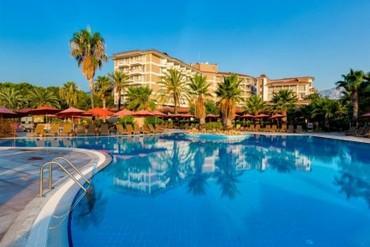 """фото Отель, Отель """"Larissa Club Akman Park 4*"""", Кемер"""