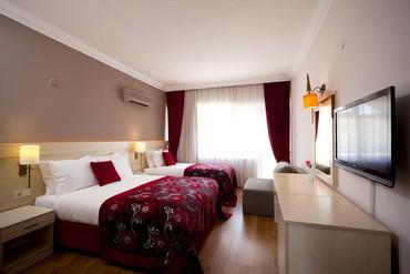 """фото Номер, Отель """"Club Bella Sun 4*"""", Сиде"""