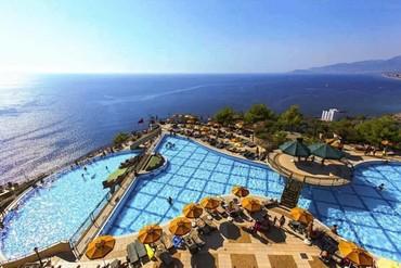 "фото бассейн, Отель ""Utopia World 5*"", Аланья"