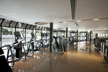 """фото Тренажерный зал, Отель """"D-Resort Grand Azur Marmaris"""" 5*, Мармарис"""