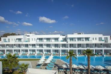 """фото Отель, Отель """"Aliathon Holiday Village"""" 4*, Кипр"""