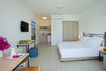 """фото Номер, Отель """"Aliathon Holiday Village"""" 4*, Кипр"""