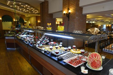"""фото питание, Отель """"Grand Yazici Marmaris Palace"""" HV-1, Мармарис"""