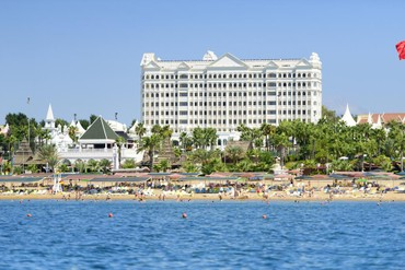 "фото пляж, Отель  ""Kamelya Fulya Hotel 5*"", Сиде"