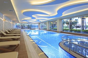 "фото бассейн, Отель ""Royal Garden Selekt Hotel"" 5*, Аланья"