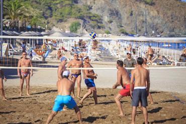 "фото Развлечение, Отель ""Pirate`s Beach Club HV-1"" 5*, Кемер"