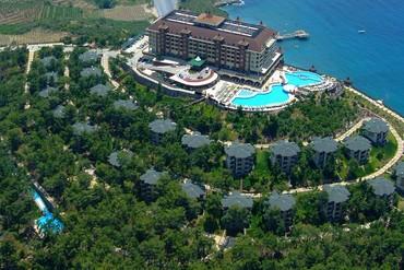 """фото главное, Отель """"Utopia World 5*"""", Аланья"""