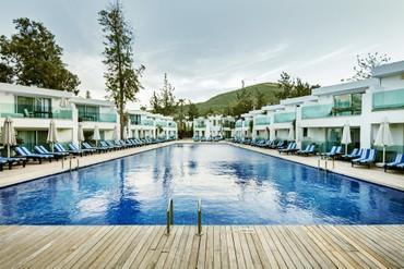 "фото бассейн, Отель ""Voyage Torba 5 *"", Турция"