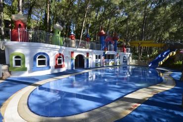 """фото развлечения для детей, Отель """"Grand Yazici Marmaris Palace"""" HV-1, Мармарис"""