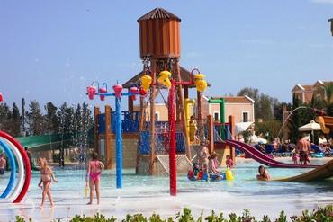 """фото Развлечение для детей, Отель """"Aliathon Holiday Village"""" 4*, Кипр"""
