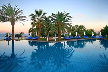 """фото бассейн, Отель  """"Azia Resort SPA"""", Кипр"""