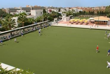 """фото Развлечение, Отель """"Aliathon Holiday Village"""" 4*, Кипр"""