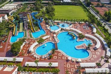 """фото Отель, Отель """"Club Hotel Turan Prince World 5*"""", Сиде"""